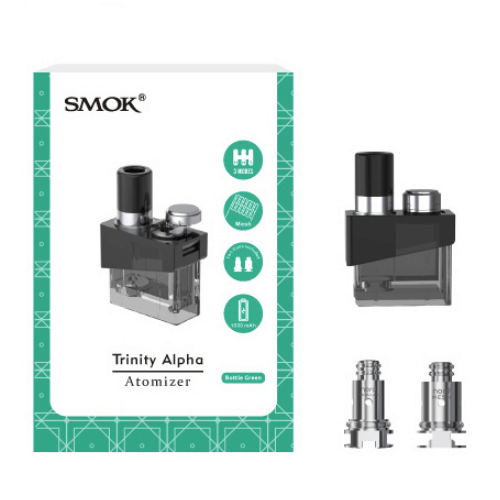 SMOK Trinity Alpha Replacement Pod 2.8ml