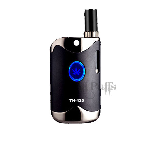 Leaf Buddi TH-420 Mini Box Mod Variable Voltage Kit - All Puffs