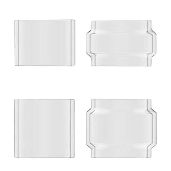 Voopoo UFORCE 3.5ML-8ML Replacement Glass 3PK - All Puffs