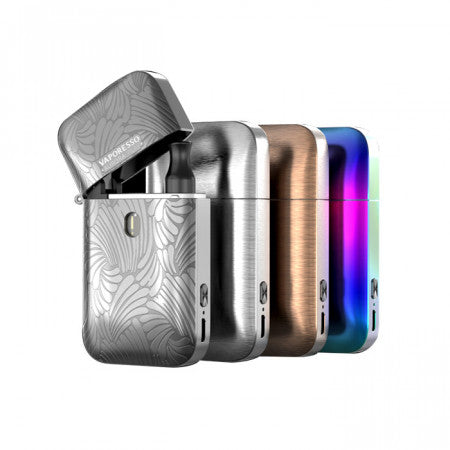 Vaporesso Click Aurora Play Pod Kit - All Puffs