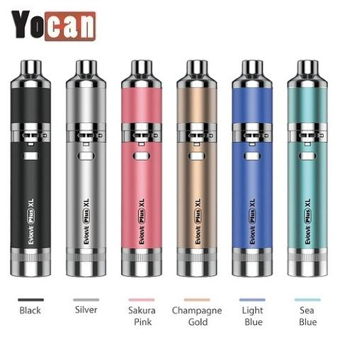 Yocan Evolve Plus XL With Quad Quartz Coil System - 2020 Edition - All Puffs