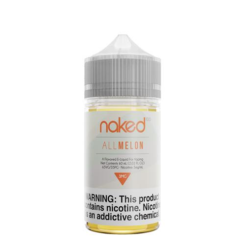 All Melon - Naked 100 Fruit E-Liquid 60ml - All Puffs