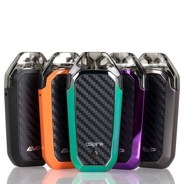 Aspire AVP AIO Pod System Starter Kit - All Puffs