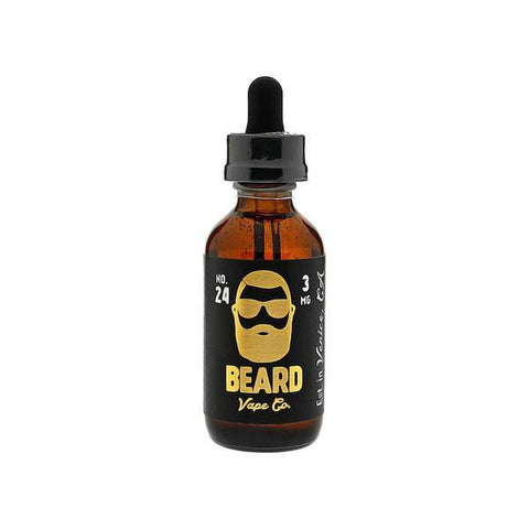 No. 24 - Beard Vape Co. E-Liquid 60ml - All Puffs