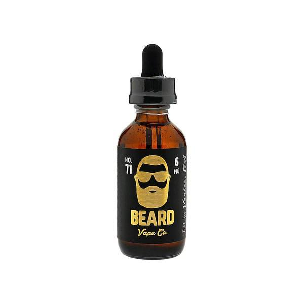 No. 71 - Beard Vape Co. E-Liquid 60ml - All Puffs
