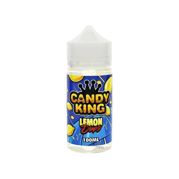 Lemon Drops - Candy King E-Liquid (100ml)-All Puffs