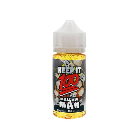 Mallow Man - Keep It 100 E-juice (100ml)