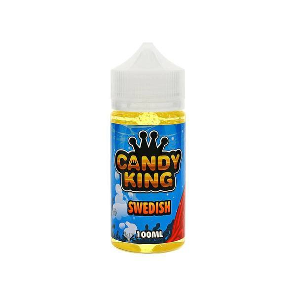 Swedish - Candy King E-Liquid (100ml) - All Puffs