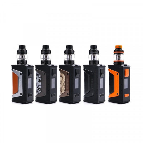 Geek Vape Aegis Legend Kit 200W TC Starter Kit - All Puffs