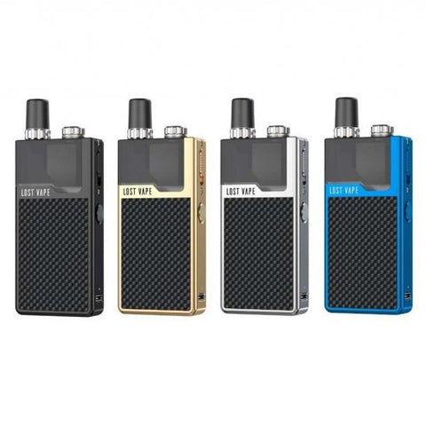 Lost Vape Orion Q 40W 950mAh Pod System Mod - All Puffs