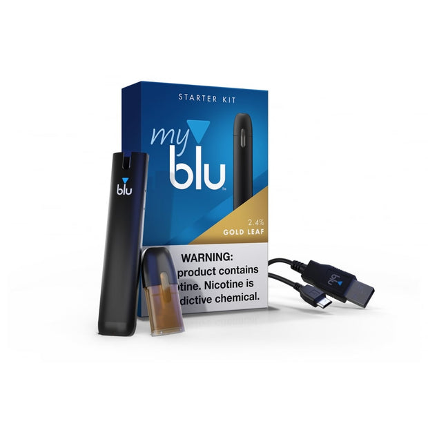myblu Starter Kit - All Puffs