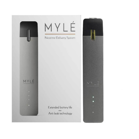 MYLE Vape System Device - All Puffs