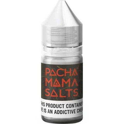 Fuji Salt Nicotine by PACHAMAMA 30ml - All Puffs