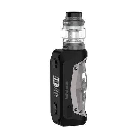 Geek Vape Aegis Solo 100W TC Starter Kit - All Puffs