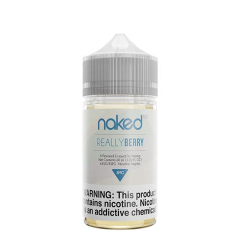 Really Berry - Naked 100 Fruit E-Liquid 60ml - All Puffs