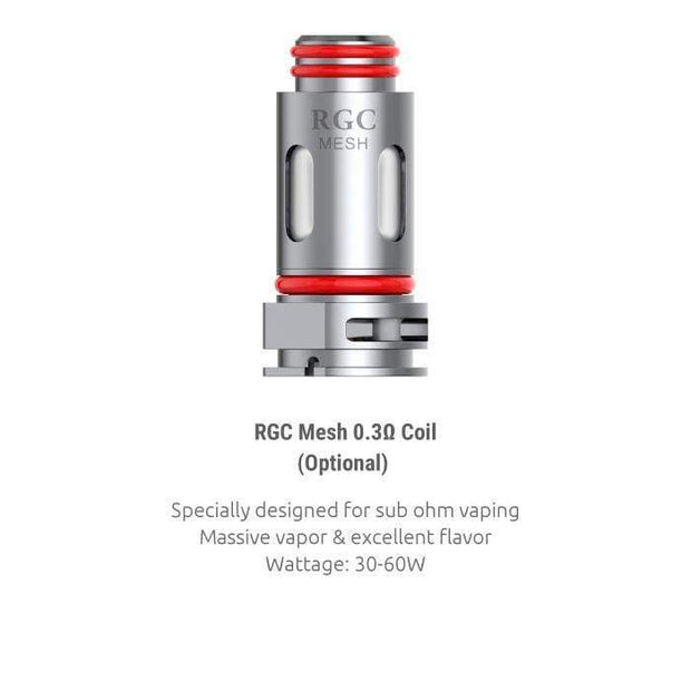 SMOK RPM80 RGC Replacement Coils - All Puffs