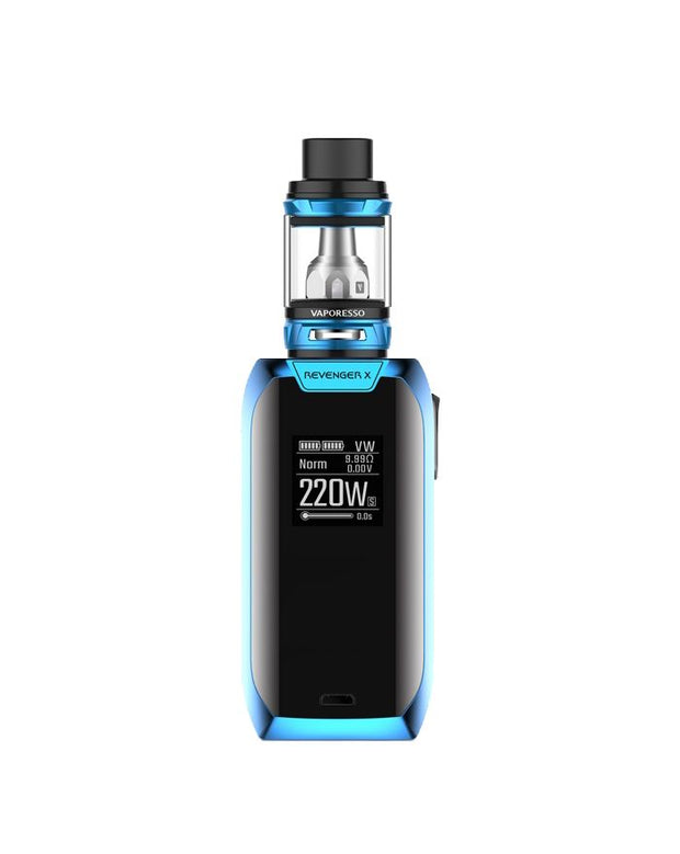 Vaporesso Revenger X 220W TC Starter Kit with NRG Tank