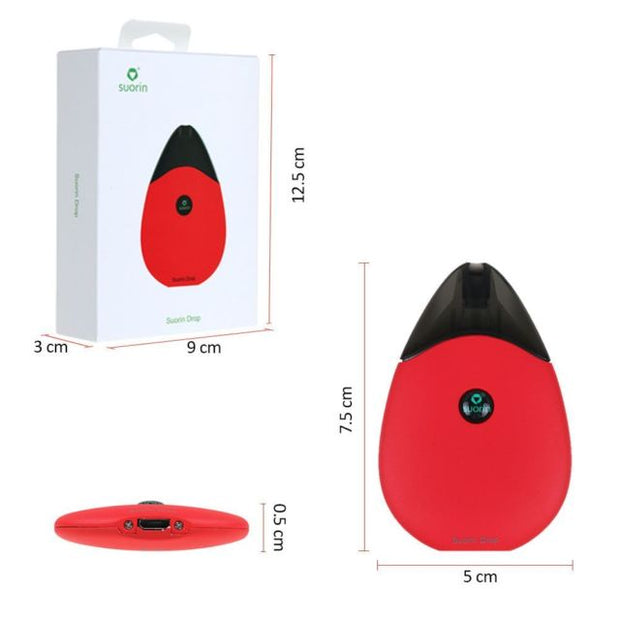 Suorin Drop Starter Kit - All Puffs