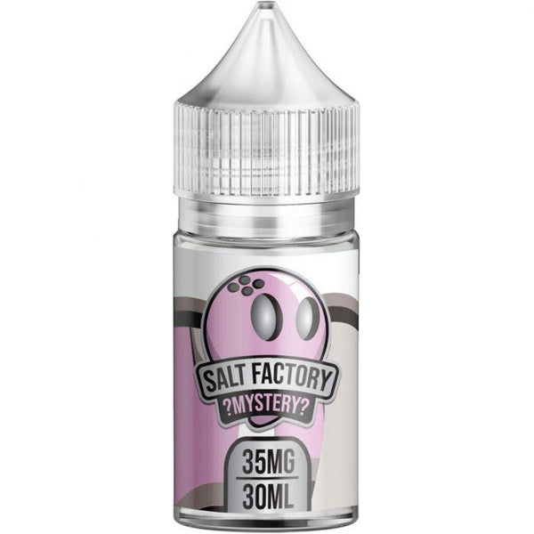 Mystery Air Factory Salt E Liquid 30ml - All Puffs