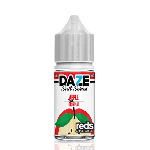 Apple Original - 7 Daze Reds Salt Series Salt Nicotine - All Puffs