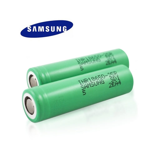 Samsung Sony INR 18650-25R Battery (2PK) - All Puffs