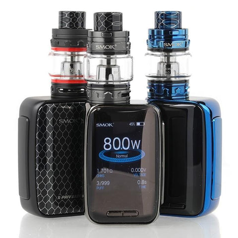 SMOK X-Priv Baby Starter Kit - All Puffs