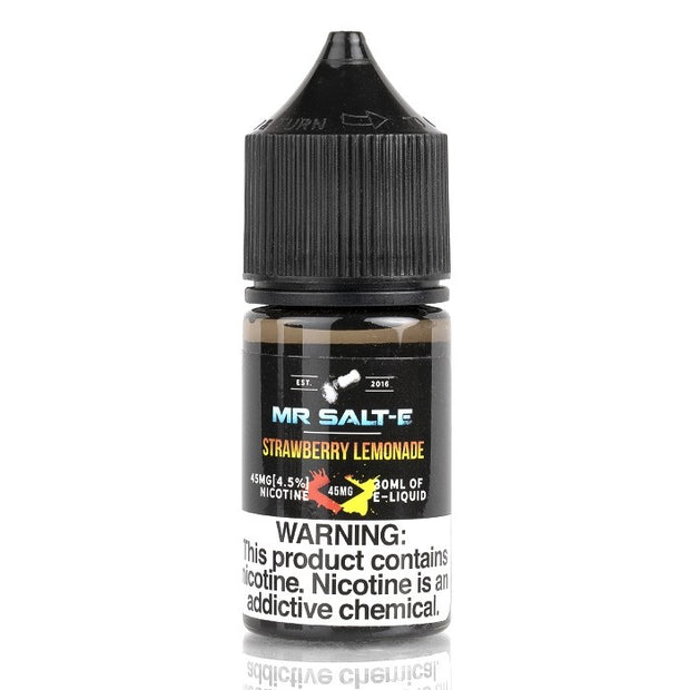 Strawberry Lemonade Mr Salt E E Liquid 30ml - All Puffs