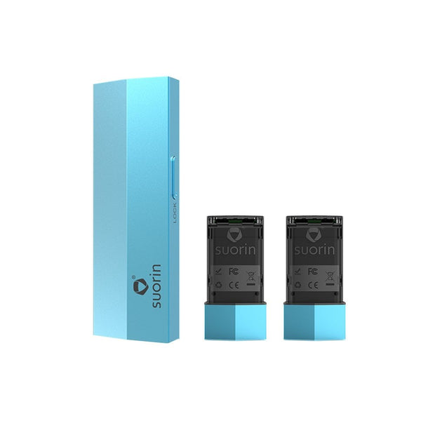 Suorin Edge Refillable Pod Kit - All Puffs