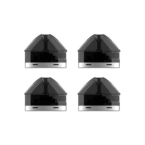 VooPoo Finic Fish Replacement Pod - 4PK - All Puffs