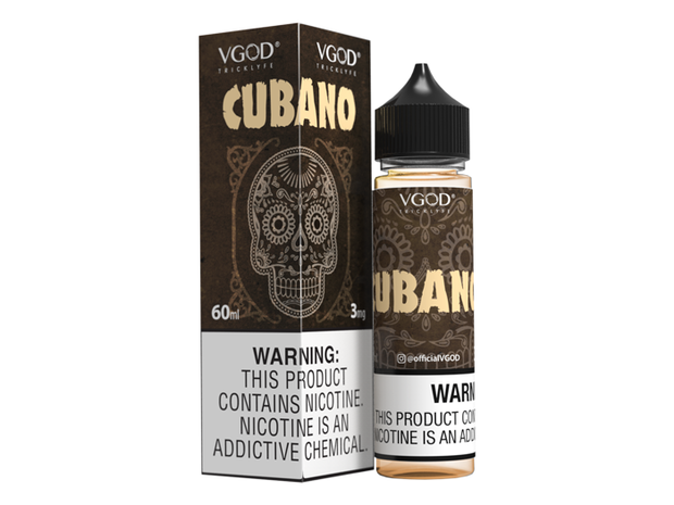 Cubano - VGOD E-juice 60ml - All Puffs