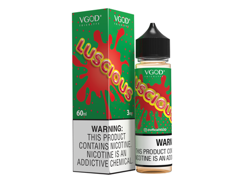 Luscious - VGOD E-juice 60ml - All Puffs