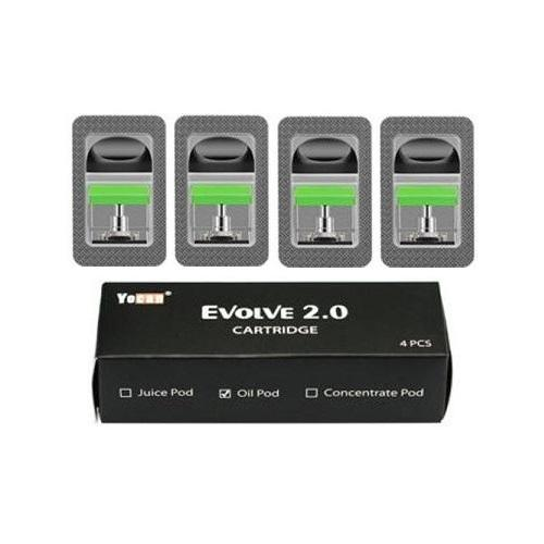 Yocan Evolve 2.0 Replacement Pods - 5PK