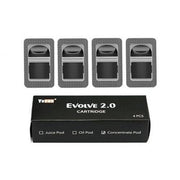 Yocan Evolve 2.0 Replacement Pods - 5PK - All Puffs