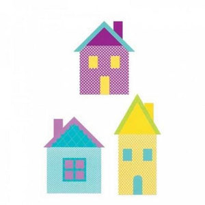 "Fustella 660121 Bigz XL ""Village buildings"""