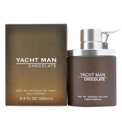 Yacht Man Chocolate EDT 100ml