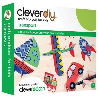 Clever D.I.Y Craft Project Transport