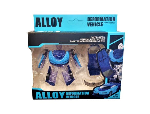 Alloy Deformation Vehicle Conversion Alloy Series