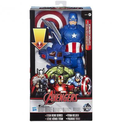Marvel Avengers Captain America Titan Hero Series