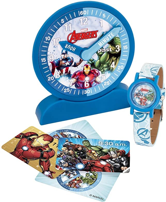 Marvel Avengers Time Teacher