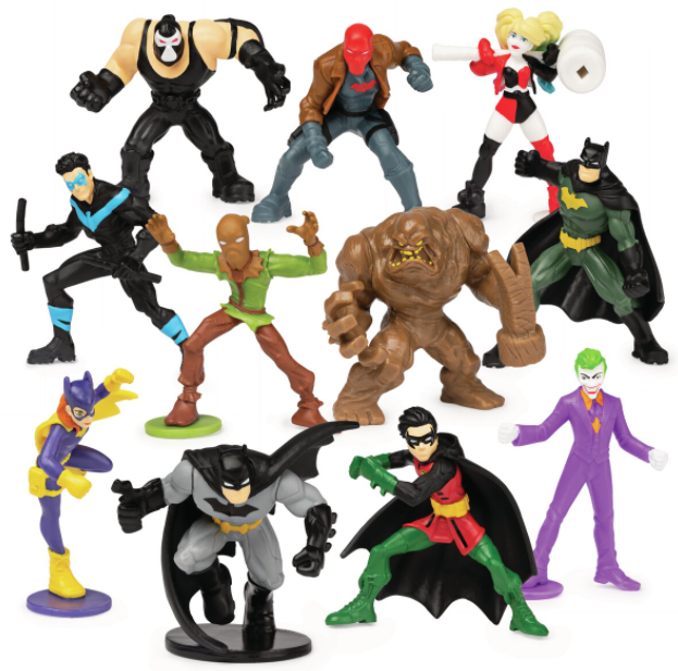 "Batman DC 2"" Mini Figurine Assorted"
