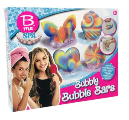B Me Spa Bubbly Bubble Bars
