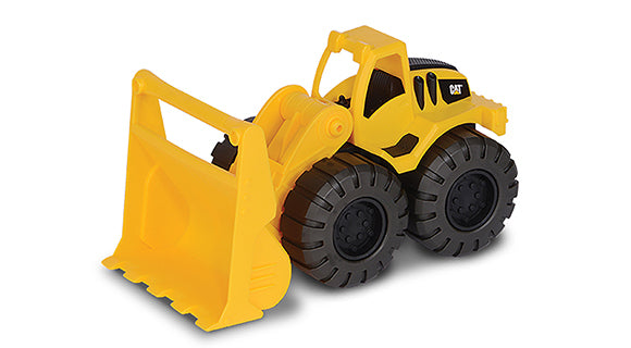 CAT Tough  Tracks Mini Workers Wheel Loader