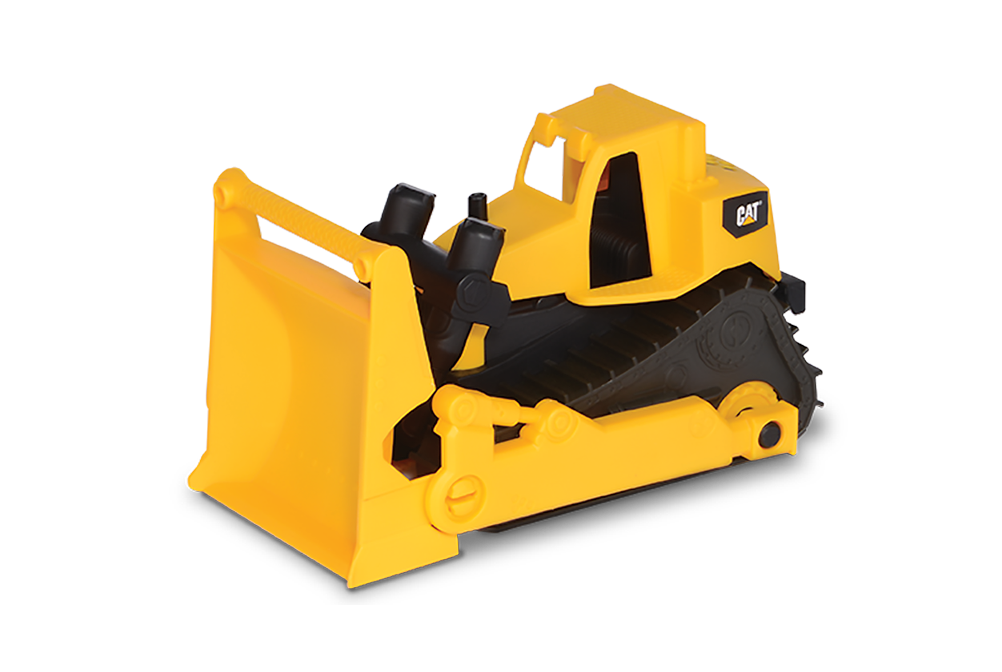 CAT Tough  Tracks Mini Workers Bulldozer