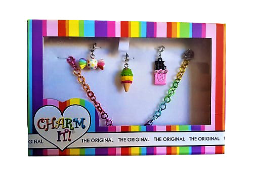 Charm It Sweets Bracelet Gift Set