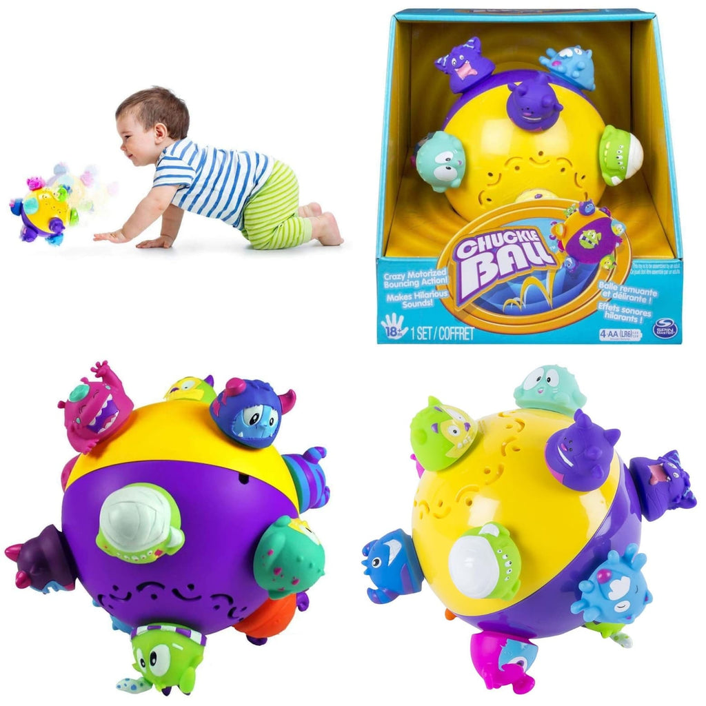Spin Master Chuckle Ball