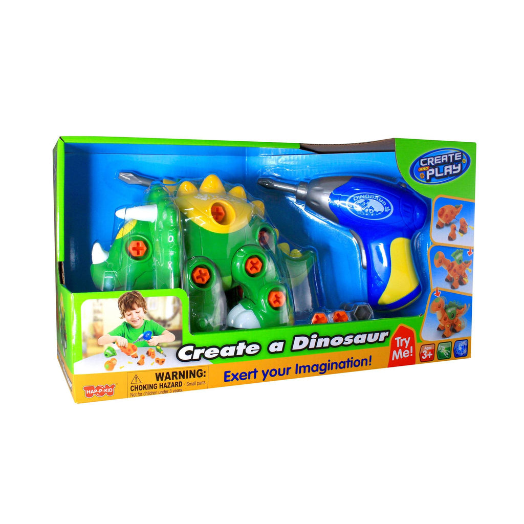 Create And Play Create A Dinosaur Triceratops