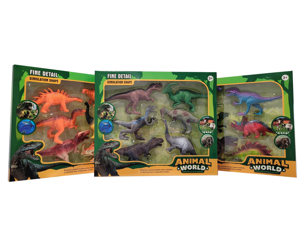Animal World Dinosaur Figures