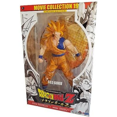 Dragonball Z Movie Collection Limited Edition SS3 Goku