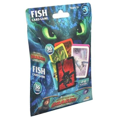 How To Train Your Dragon Fish Card Game
