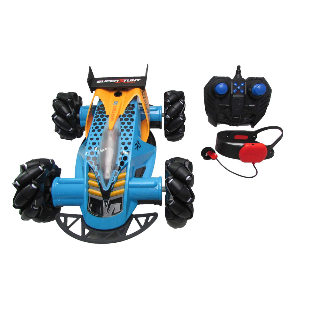 Drifter Turbo Air-Released Stunt Vehicle